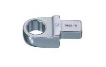 Z kluczem oczkowym 9x12mm